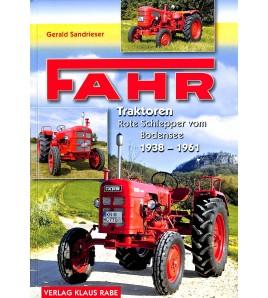 Fahr Traktoren Rote Schlepper vom Bodensee 1938-1961