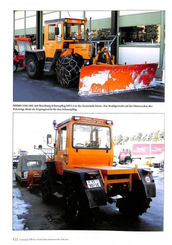 Jahrbuch 2011 Unimog & MB-trac Voorkant