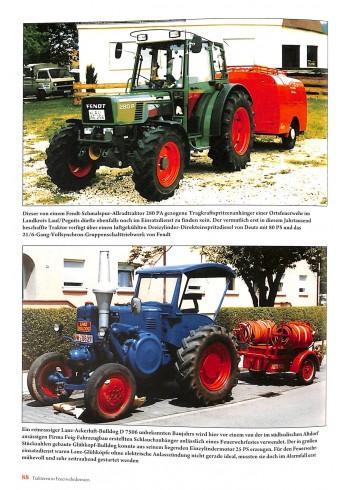 Traktoren Jahrbuch 2011Voorkant