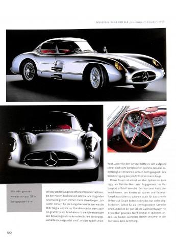 Mercedes-Benz Supersportwagen  - von 1901 bis heute Sternstunden des Automobilbaus