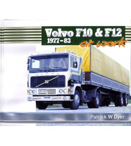 Volvo F10 and F12 at Work 1977-1983 Voorkant