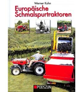 Europäische Schmalspurtraktoren Voorkant