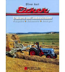 Eicher, Traktoren und Landmaschinen