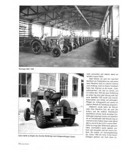 Eicher Traktoren und Landmaschinen Voorkant