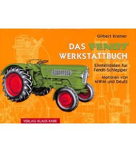 Das Fendt Werkstatt-Buch Voorkant