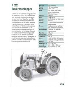 Fendt,Schlepper und Tractoren 1928-1993 Voorkant