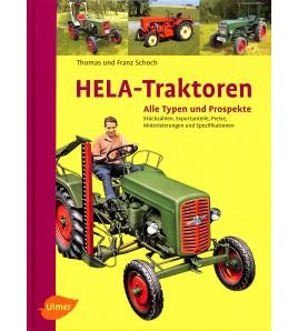Hela Traktoren Alle Typen und Prospekte Voorkant
