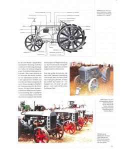 Fordson 1 - Traktoren von Fordson & Ford 1917 - 1964