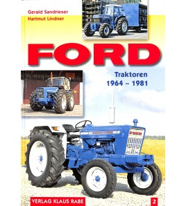 Ford Traktoren 2, 1964-1981Voorkant
