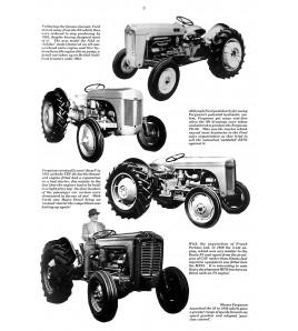 Fordson Dexta 957 E's 1957-1964