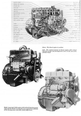 Fordson Major 'New Major E1As' 1951-1964 Voorkant