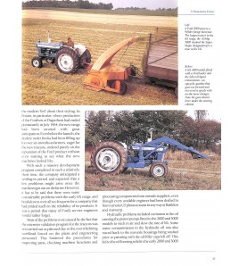 The Ford Tractor Story part Two: Basildon to New Holland 1964-1999