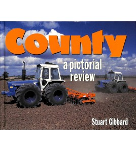 County: a pictorial review Voorkant
