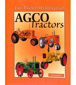 AGCO Tractors voorkant