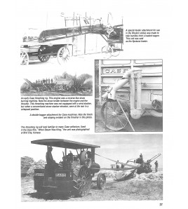 Full Steam Ahead, J.I. Case Tractors & Equipment 1842-1955