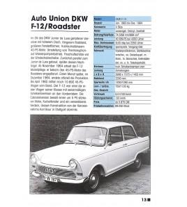 Deutsche Kleinwagen 1945 - 1974