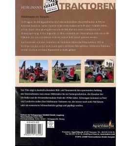 Hürlimann - Die schönsten und beliebtesten Traktoren und ihre Hersteller im Bild