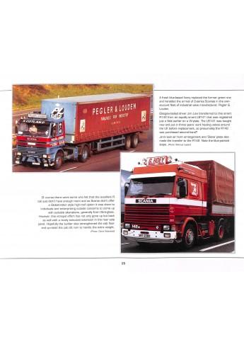 Scania 112 & 142 at Work Voorkant