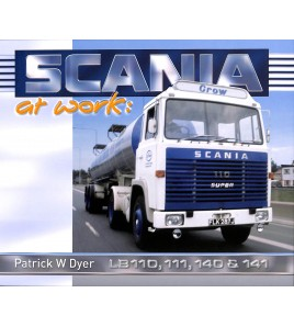 Scania at Work Voorkant