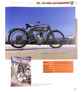 Harley-Davidson Biker-Träume aus Milwaukee Voorkant
