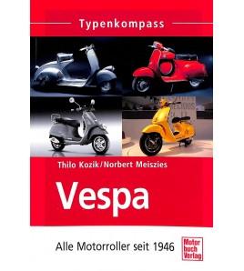 Vespa Alle Motorroller seit 1946 Voorkant