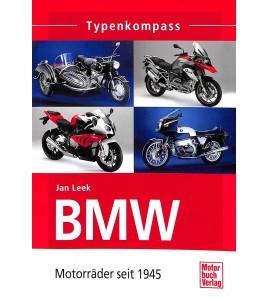 BMW-Motorrader seit 1945 Voorkant