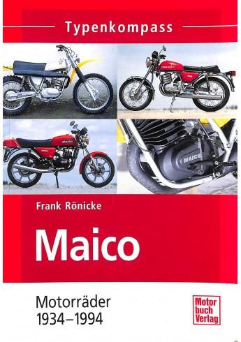 Typenkompass Maico 1934-1994 Voorkant