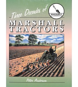 Three Decades of Marshall Tractors Voorkant
