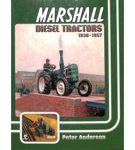 Marshall Diesel Tractors 1930-1957 Voorkant
