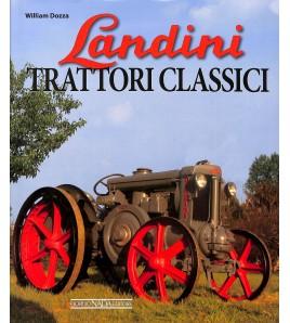 Landini, trattori classici Voorkant