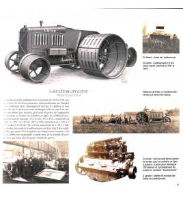 Tracteurs Lanz 1908 - 1962