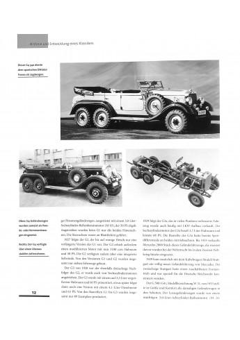 Mercedes G-Klasse-Buch