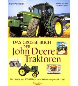 Das Grosse Buch der John Deere Traktoren Voorkant