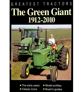 John Deere, The Green Giant 1912-2010 Voorkant