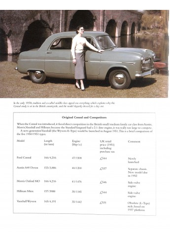 Ford Consul Zephyr and Zodiac Voorkant