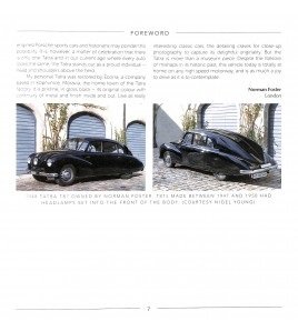 Tatra - The Legacy of Hans Ledwinka -  Updated & Enlarged Collector's Edition of 1500 copies