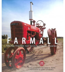 Farmall The red tractor that  revolutionized farming  2nd edition Voorkant