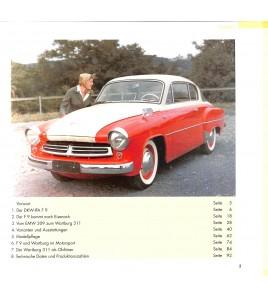 Wartburg 311/313/100 1956-1965