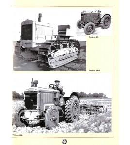 Renault tracteurs D22- 1955 -1968