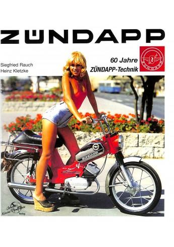 Zündapp 60 Jahre Zundapp-technik Voorkant