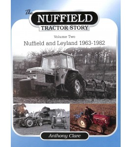 The Nuffield Tractor Story Volume Two Voorkant