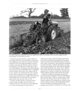 The Nuffield Tractor Story Volume Two