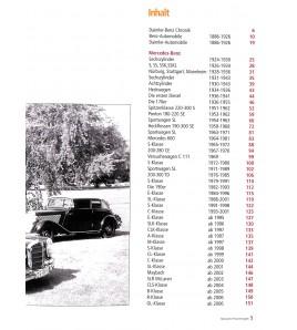 Mercedes-Benz Personenwagen Eine Chronik