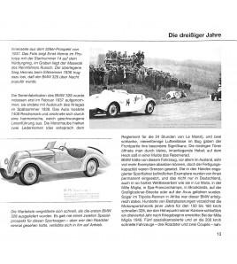 BMW, Sportwagen, Roadster und Cabriolets seit 1936