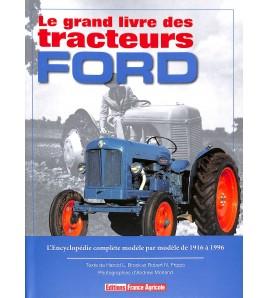 Le grand livre des tracteurs Ford