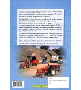 L'âge d'or des tracteurs Renault Des années 50 aux années 80 Voorkant