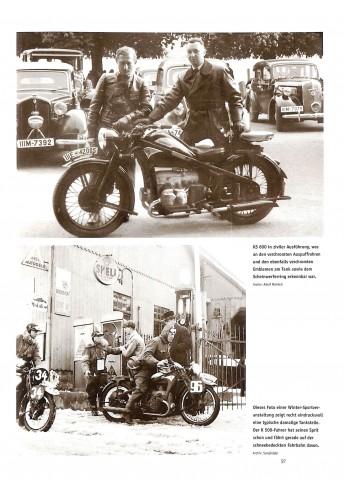 Zündapp Fotoalbum 1921-1958 Voorkant