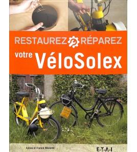 Restaurez Réparez votre Vélosolex Voorkant