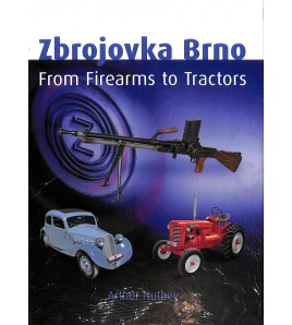 Zbrojovka Brno  -  from firearms to tractors
