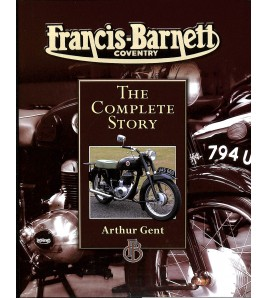 Francis-Barnett  -  The Complete Story Voorkant